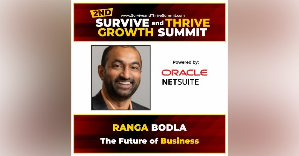 Thriving Small Businesses Often Have This Trait, Says NetSuite Leader