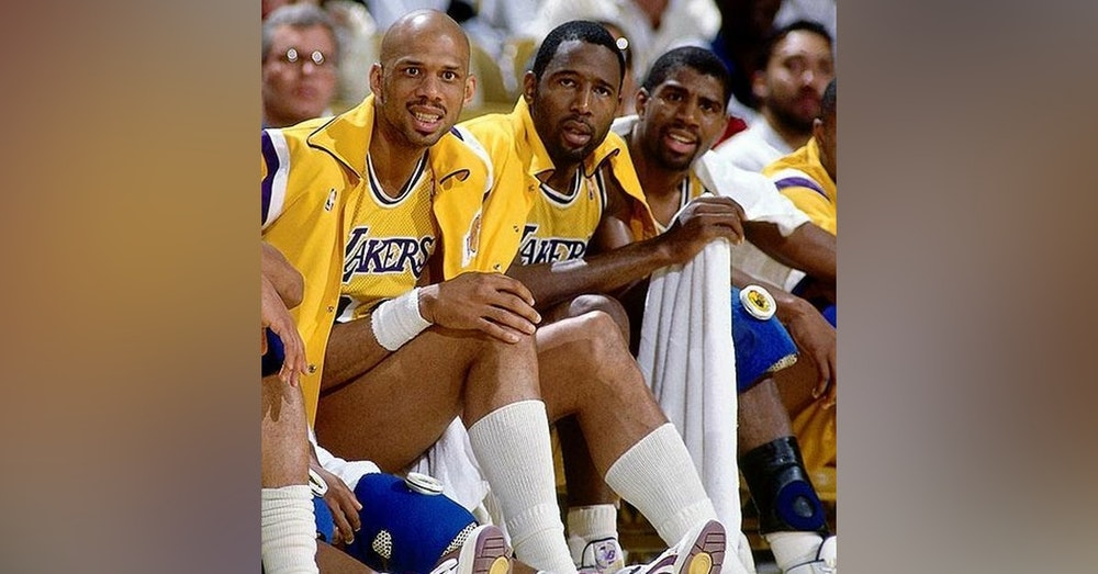 EP.90 3 Superstar NBA Era, Fans Gone Wild, & Normal Ramblings