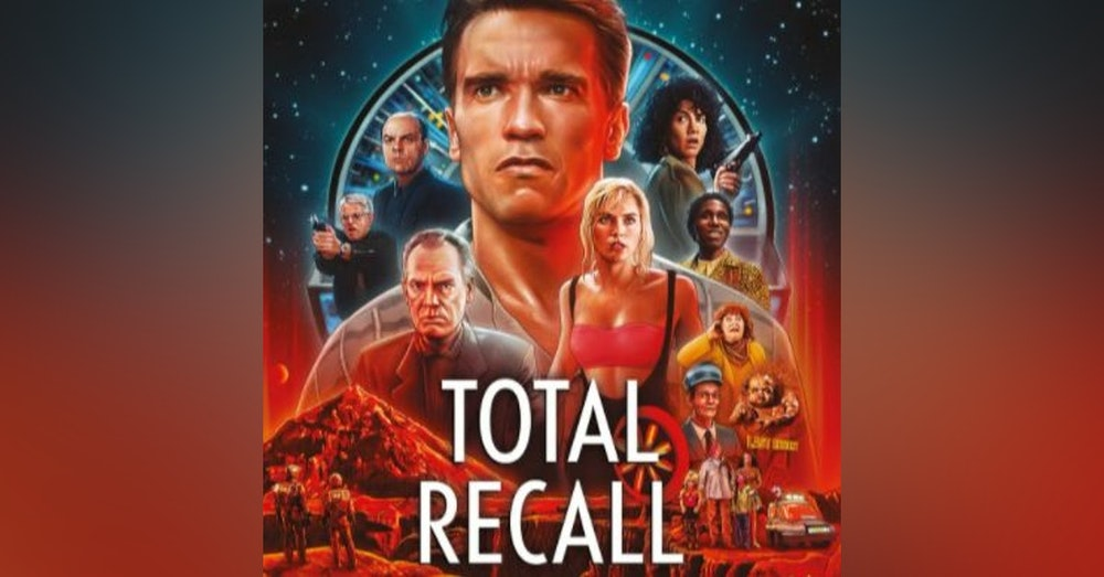 5 Questions about...Total Recall