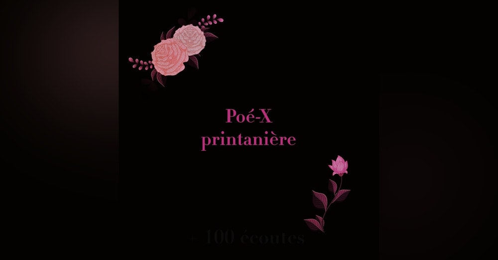 Poé-X printanière 💌🌺