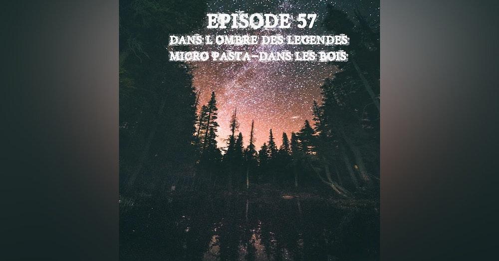 #57- Micro Past 07- Dans les bois...
