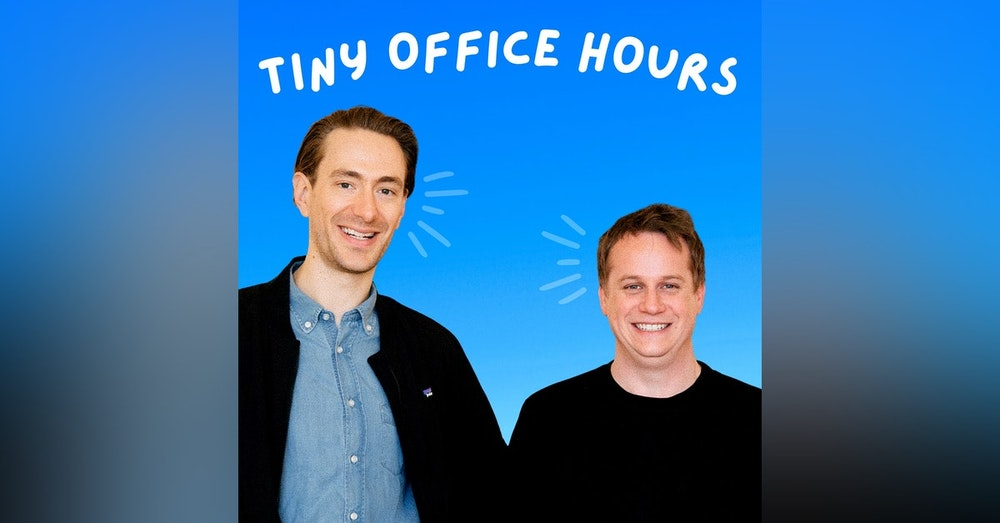 Tiny Office Hours #2: How to Start a Holding Company, How to Hire and How to Incentivize Employees