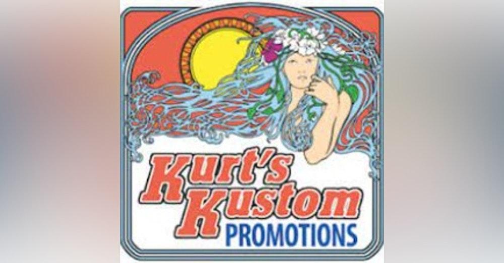 Kurt Pfister of Kurt's Kustom Promotions