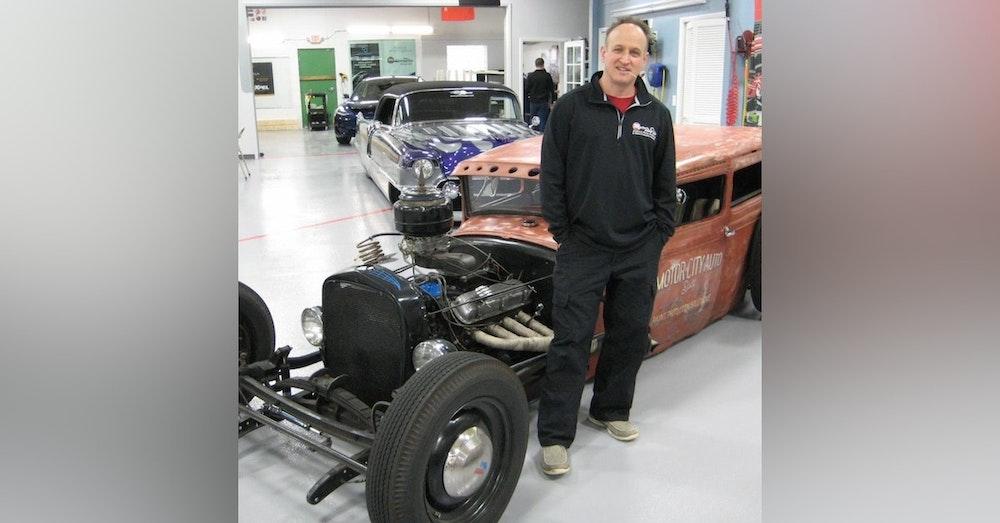 Matt Lifter of Motor City Auto Spa