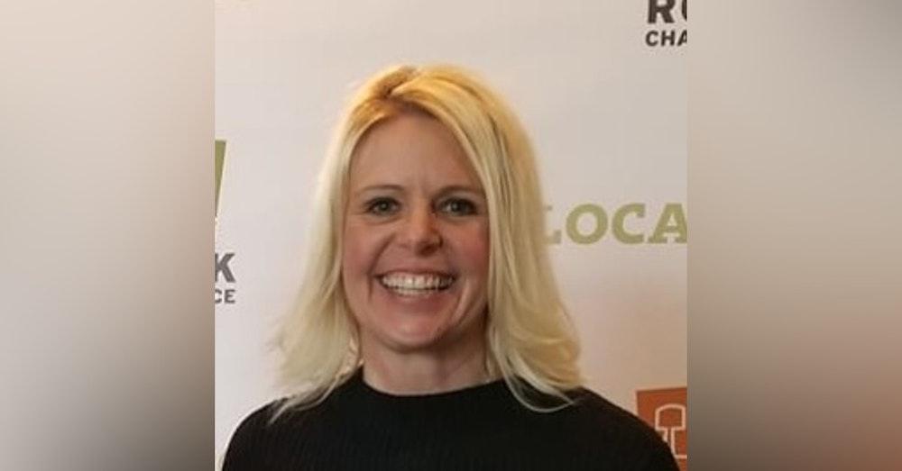 Shelly Kemp, Executive Director of the Royal Oak Chamber