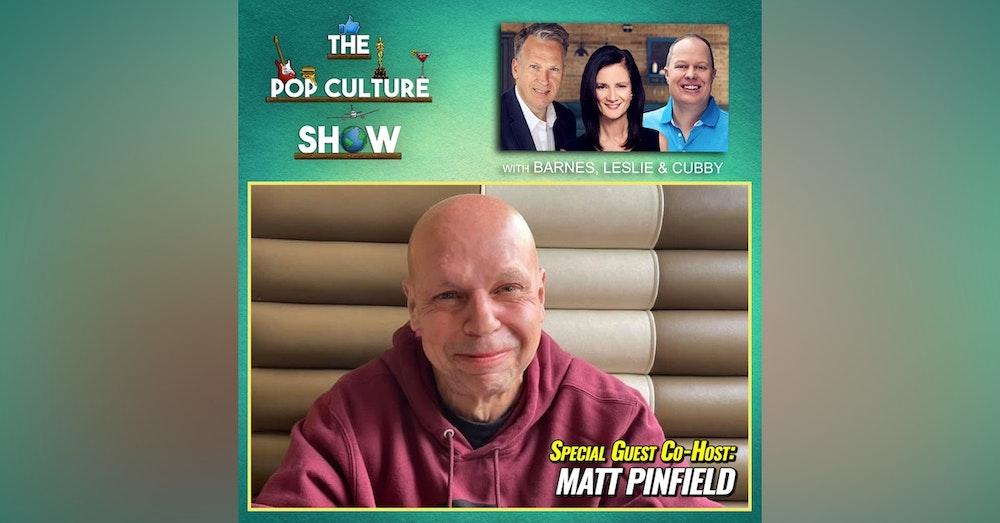 Special Guest: MTV Legend Matt Pinfield (Interview)