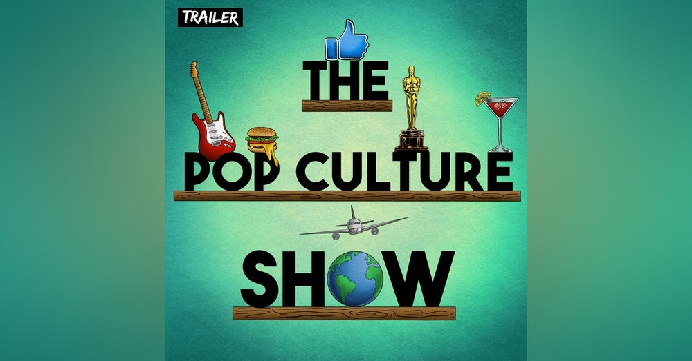 The Pop Culture Show with Barnes, Leslie & Cubby