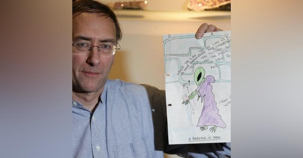Episode 13: Simon Parkes, Alien Shagger.