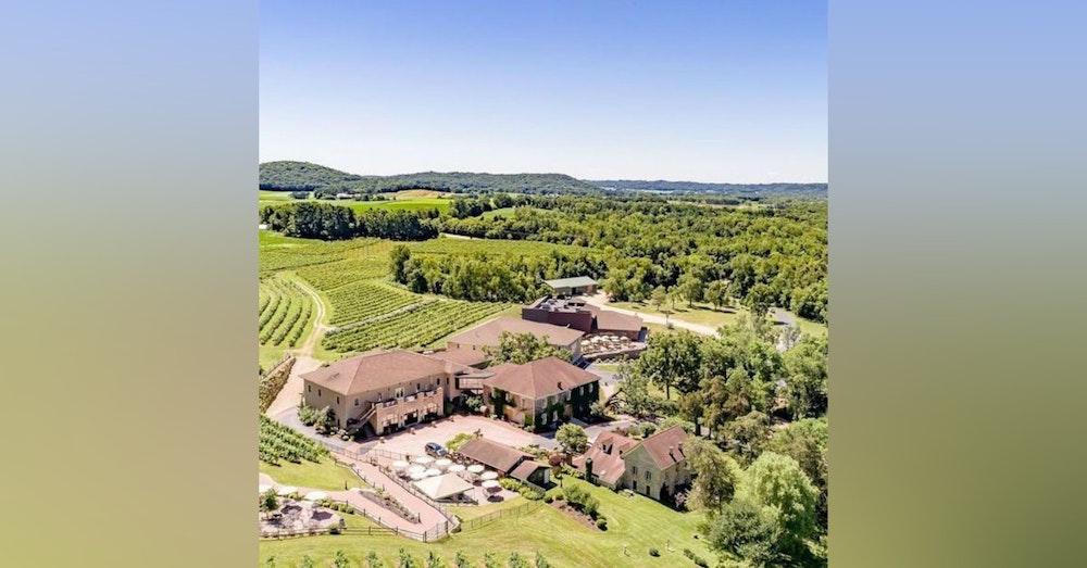 Wollersheim Winery - Prairie du Sac, WI Pt. 1