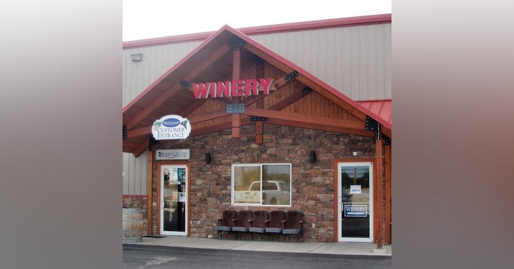 Hidden Legend Winery - Victor, Montana Pt. 2