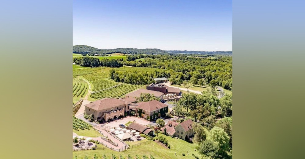 Wollersheim Winery - Prairie du Sac, WI Pt. 2