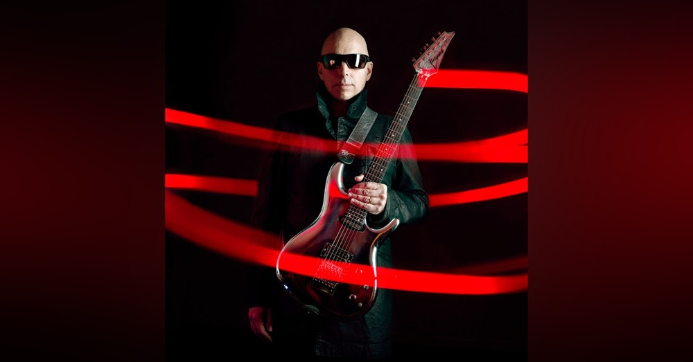 Spot Lyte On...Joe Satriani