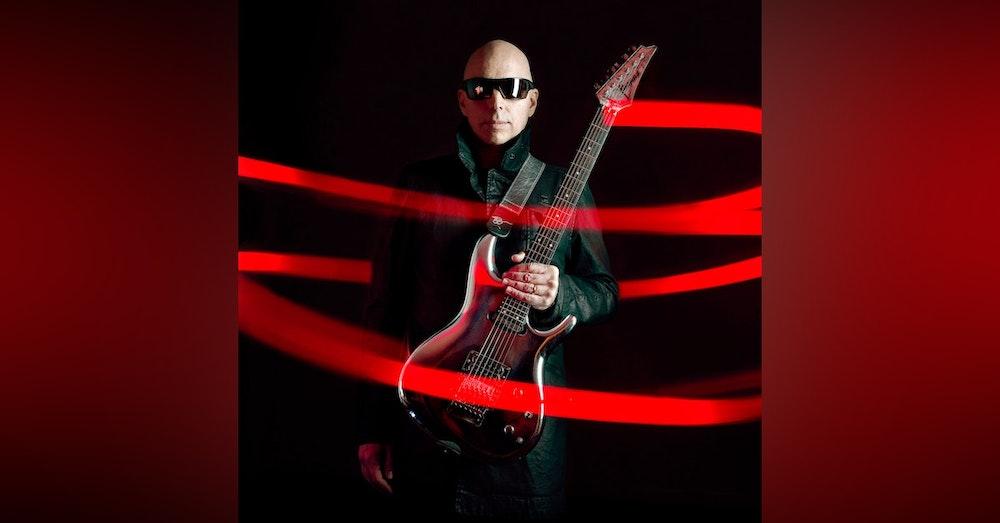 Spot Lyte On...Joe Satriani