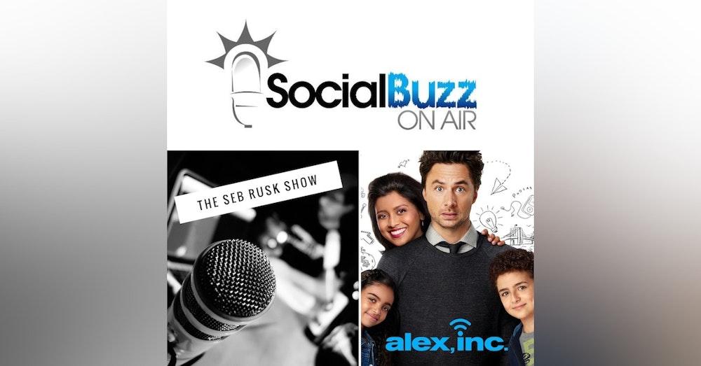 EPISODE 34 : Alex, Inc. with Zach Braff on ABC [REVIEW]