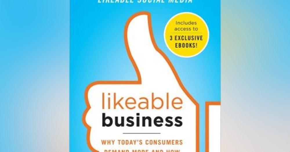 Episode 2 -- SocialBuzzONAIR - LIVE at 10am/ET Dave Kerpen : Likeable.com