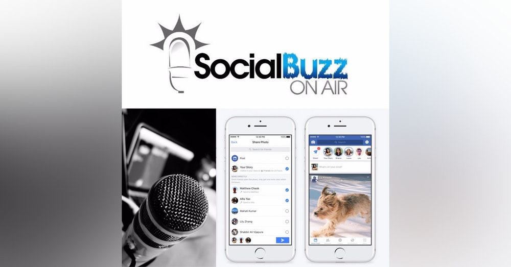 EPISODE 23 - The Seb Rusk Show - What Is A Podcast -- Facebook Stories