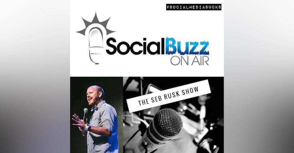 EPISODE 36 - How Digital Storytelling Works with Social Media (Keynote Sebastian Rusk)
