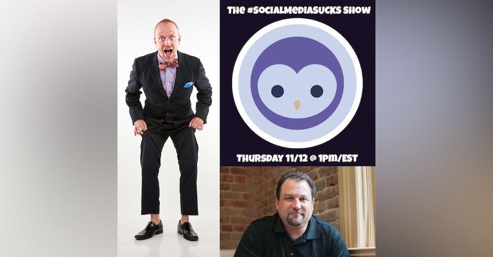 The Social Media SUCKS Show - Bryan Kramer :: Shareology and Human to Human