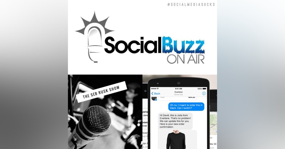 EPISODE 18: The Seb Rusk Show - Facebook Stories Facebook Messenger for Business