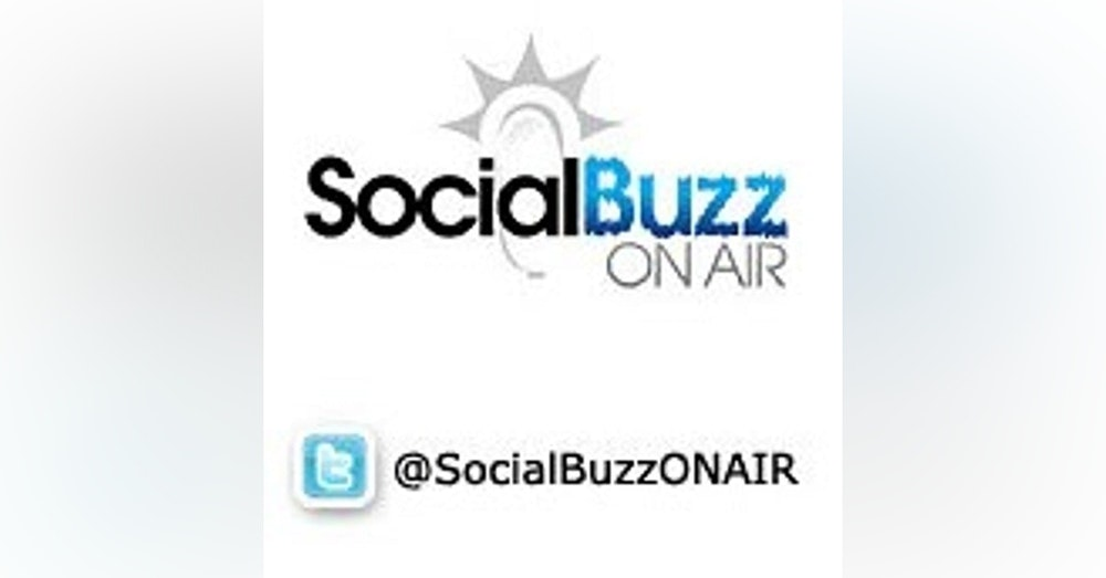 SocialBuzzOnAir (Ep. 4) 02-24-2012 Tonya Hall 'Pinterest' and Gailen David aka 'The Aluminum Lady'