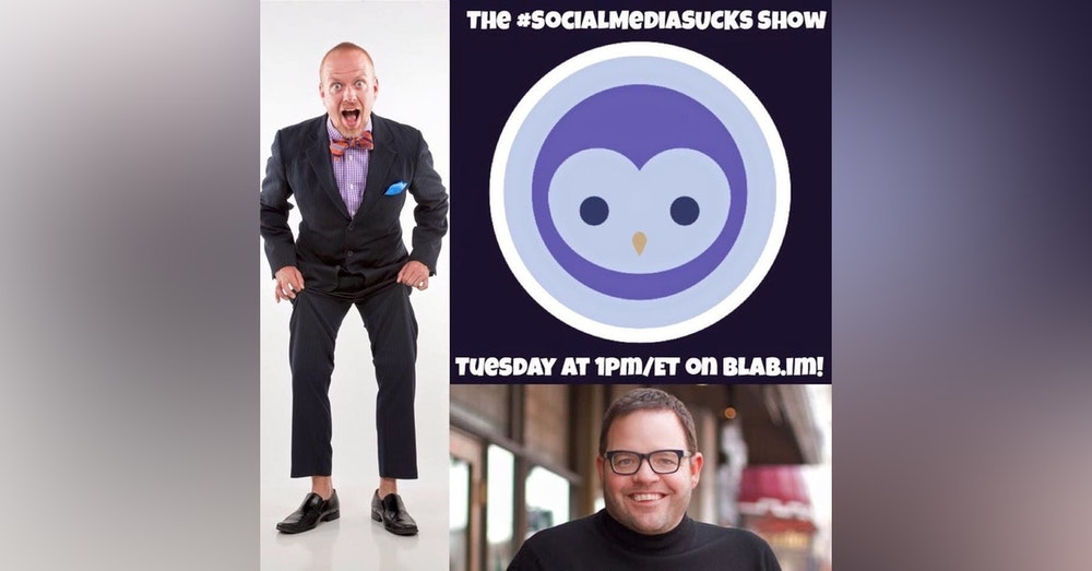 The Social Media Sucks Show - Jay Baer on his new book Hug Your Haters