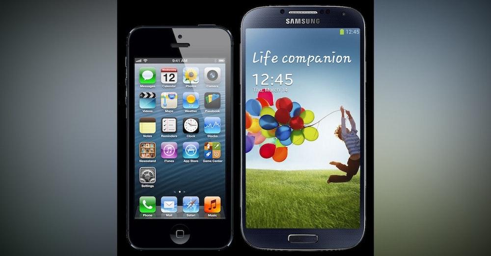 Episode 3 - Ralph Quintero -- IPhone 5s vs Samsung Galaxy S4 Comparison