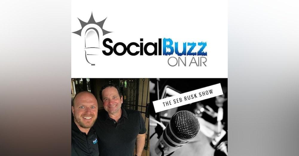 EPISODE 31 - The Seb Rusk Show : Roland Frasier - Speaker, Serial Entrepreneur & Marketing Expert.