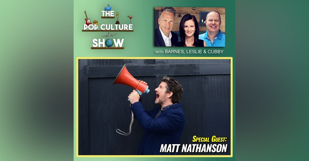 Matt Nathanson Interview + J-Rod On/Off Switch + Priest Bloopers + Netflix Takes a Swipe in New Doc
