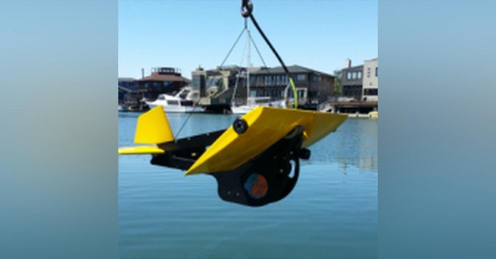 MARE and the Batfish ROV
