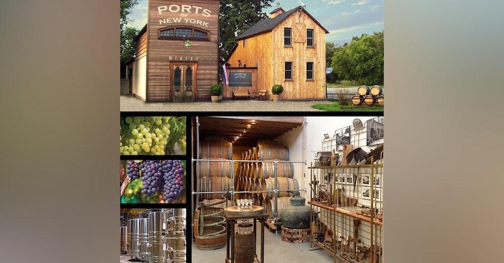 Ports of New York Winery – Ithaca, NY Pt. 1