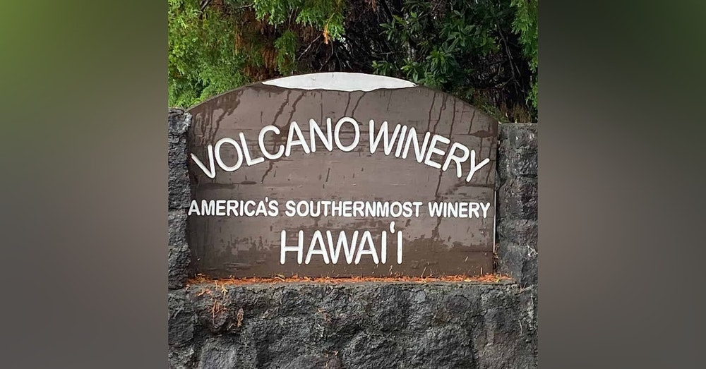 Volcano Winery- Volcano, HI Pt. 1