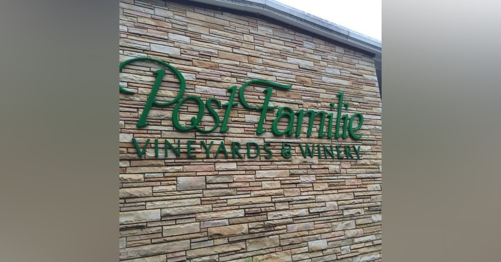Post Winery – Altus, AR Pt. 1