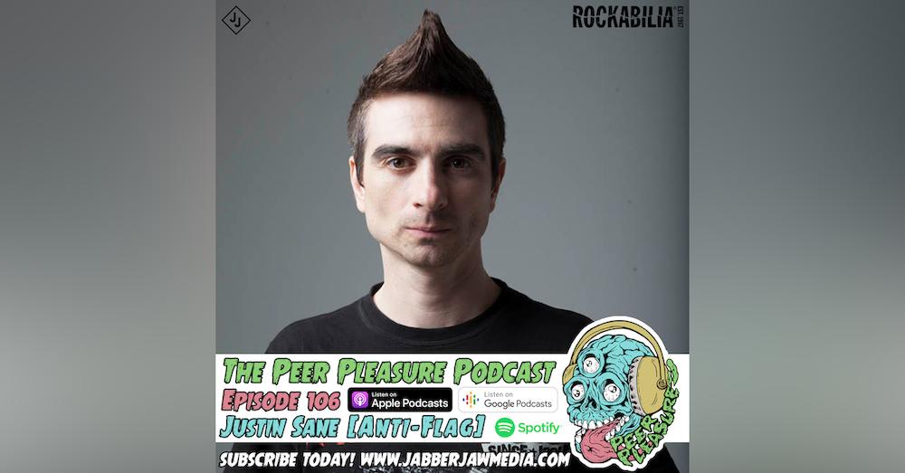 Justin Sane (Anti-Flag)