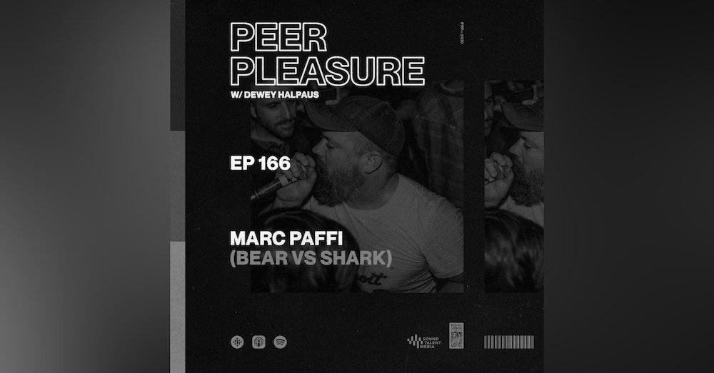 Marc Paffi (Bear Vs Shark)