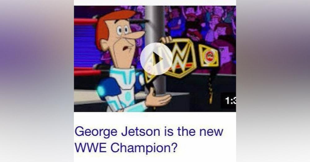 WC Ep. 15 The Jetsons & WWE: Robo-WrestleMania! (2017) Lizard People Among Us