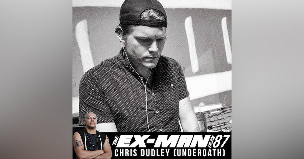 Chris Dudley (Underoath)