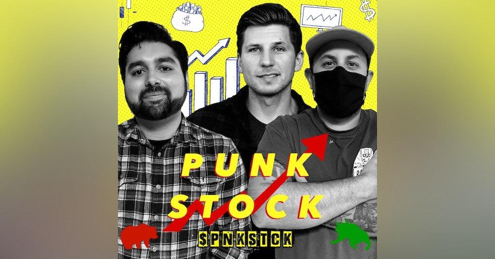 $GME : An Actual Punk Stock???
