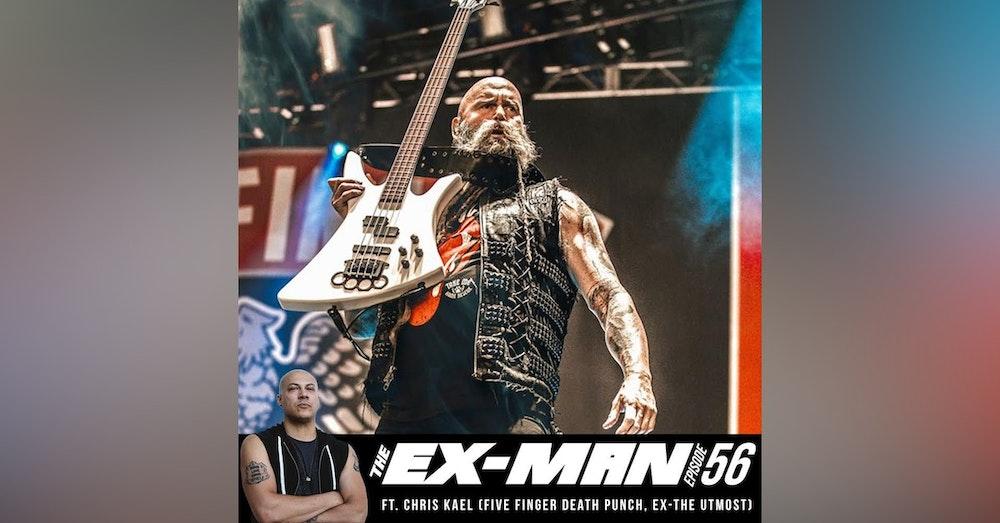 Chris Kael (Five Finger Death Punch, ex-The UTMoST)