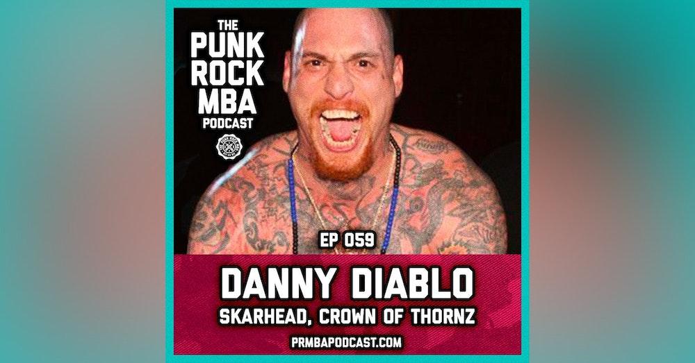 Danny Diablo (Skarhead, Crown of Thornz)