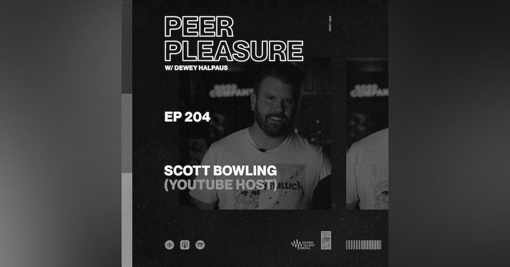 Scott Bowling (Youtube Host)