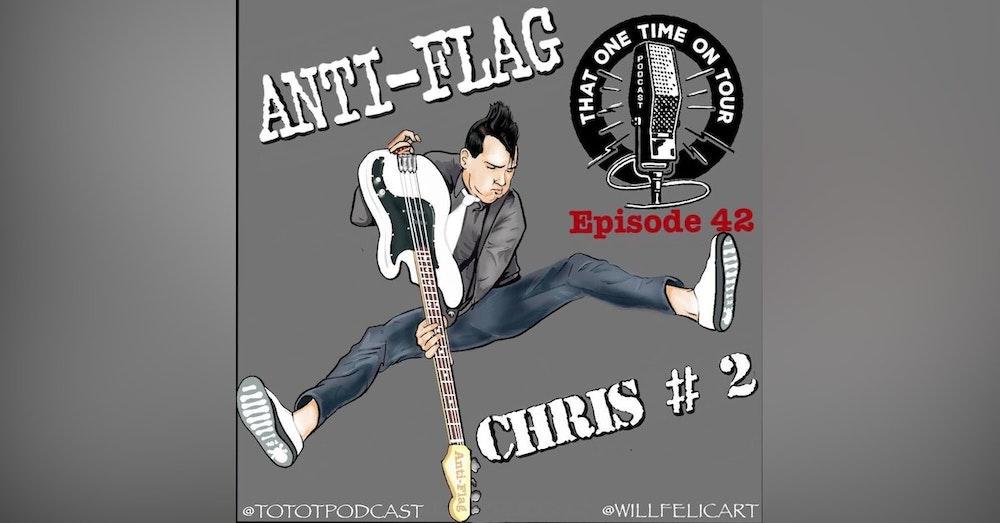 Chris #2 (Anti-Flag)