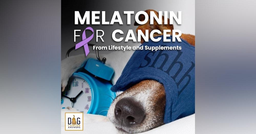 Melatonin for Cancer from Lifestyle and Supplements | Dr. Demian Dressler Deep Dive