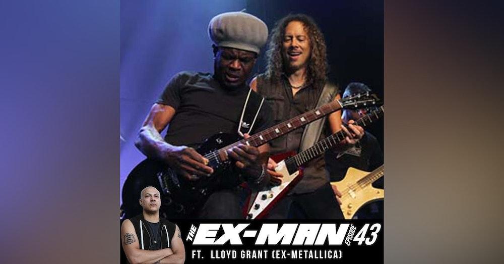 Lloyd Grant (ex-Metallica, ex-Defcon)