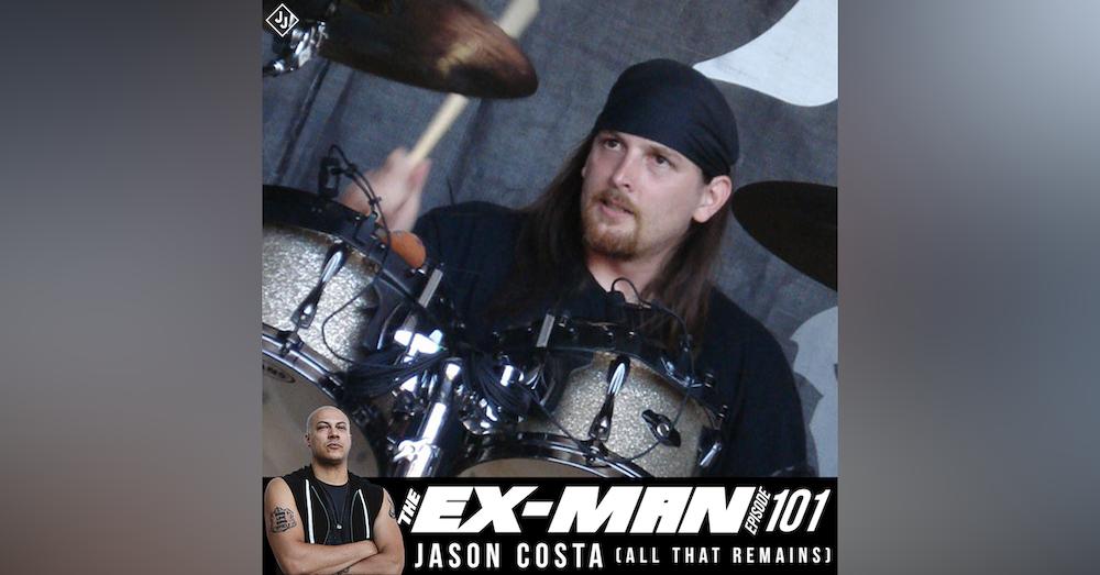 Jason Costa (All The Remains, ex-Diecast)