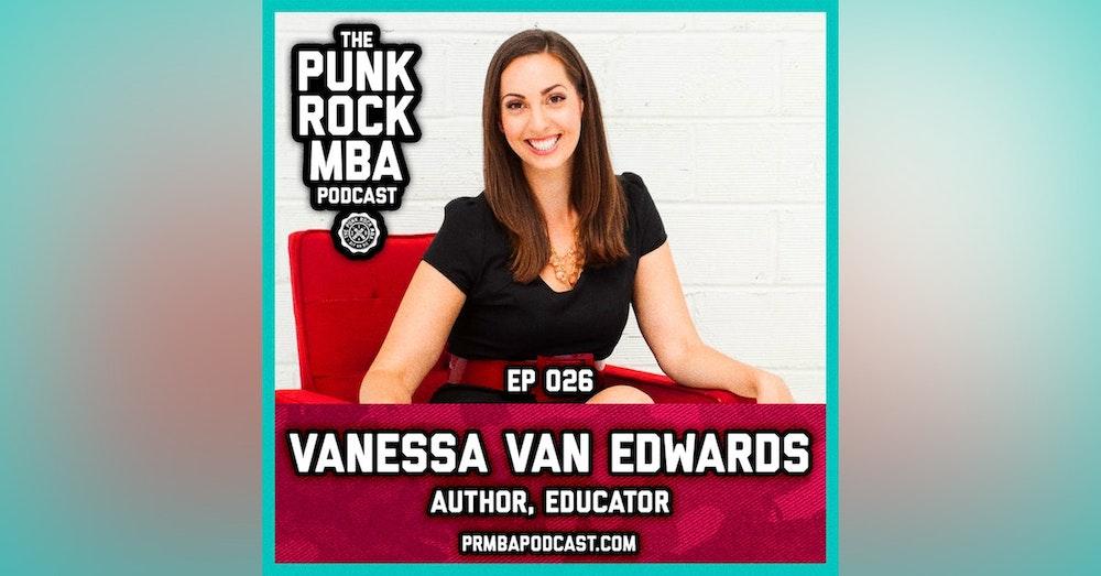 Vanessa Van Edwards (Author, Educator)