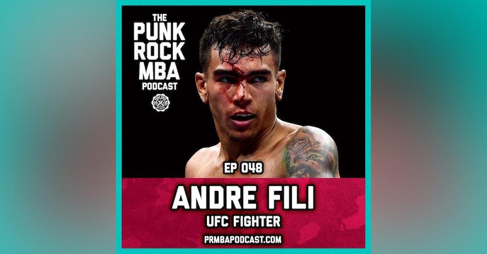 Andre Fili (UFC Fighter)