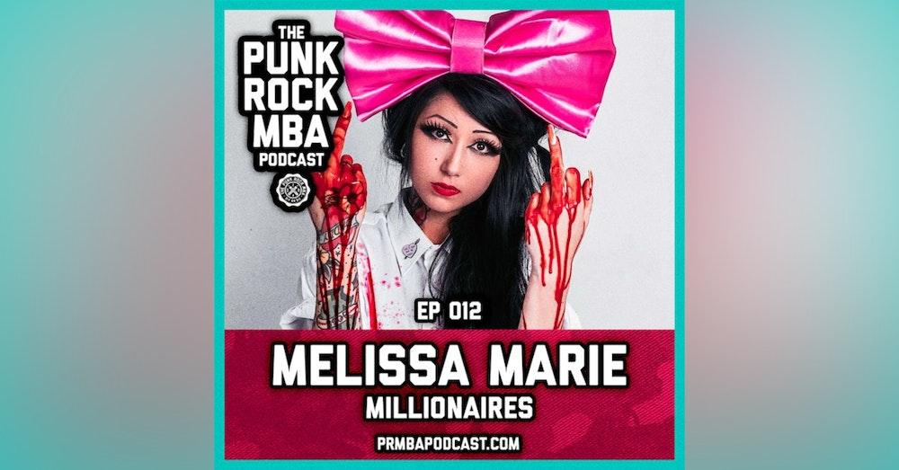 Melissa Marie (Millionaires)