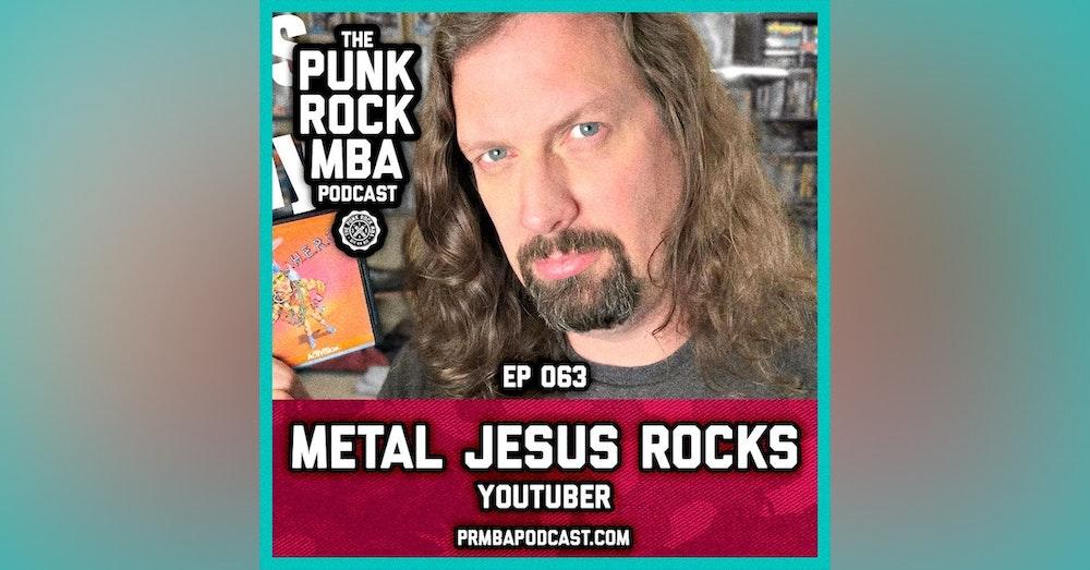 Metal Jesus Rocks (YouTuber)