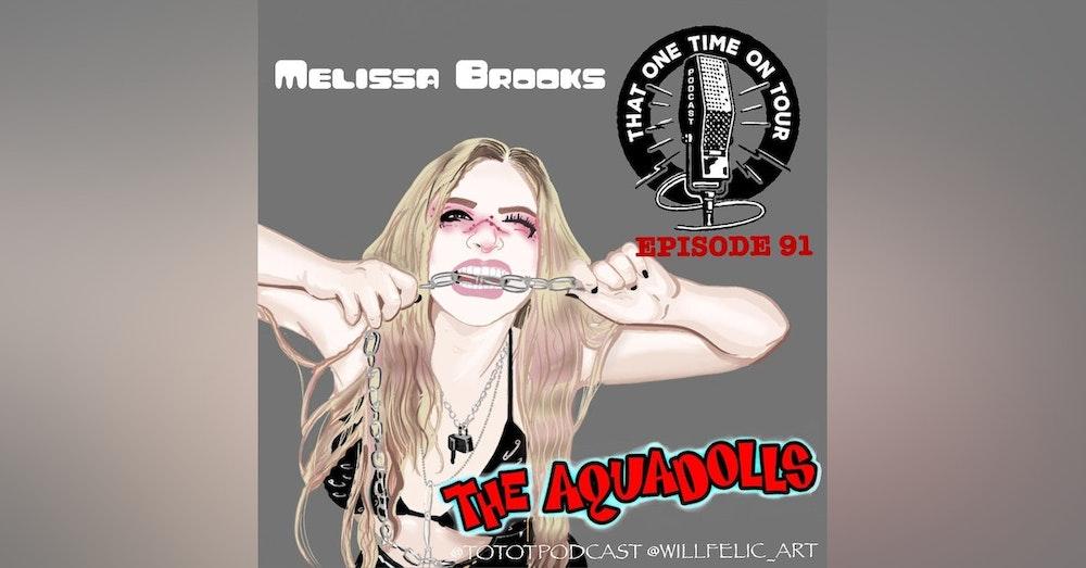 Melissa Brooks (The Aquadolls)