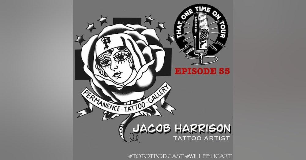 Jacob Harrison (Permanence Tattoo Gallery)